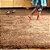 Tapete Sala / Quarto Joy Citrino - 2,50 x 2,50  (Peça Única) - Imagem 2