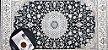 Tapete Gama CL Black - 2,00 x 3,00m - Imagem 1