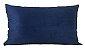 Almofada Baguete Azul Marinho DC 233-08 | 58 x 35 - Imagem 1