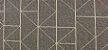 Tapete Dot Bricks  Prata - Imagem 1