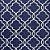 Tapete Sala / Área externa / Kayla 03 Azul Cinza Sisal Sintético Dupla Face - Imagem 5