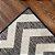 Tapete Sala / Área externa / Kayla 03 Azul Cinza Sisal Sintético Dupla Face - Imagem 4
