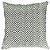 Almofada Crochê Tramado Verde e Branco  019-20  | 52x52 - Imagem 1