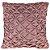 Almofada Tricô Origami Rosa 048-03   52x52 - Imagem 1