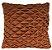 Almofada Tricô Origami Ocre 048-04 | 52x52 - Imagem 1