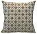 Almofada Veludo Com Aplique Dourado  043-03| 52x52 - Imagem 1