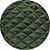 Manta De Tricô Origami Verde 050-05 - 0,90 x 2,20 - Imagem 1