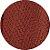Manta De Tricô Terra Cota  049-04 - 0,90 x 1,80 - Imagem 1