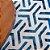 Tapete Sala / Quarto / Exclusivo Barroso Azul e Bege  77/75 - Edição Limitada - Imagem 3