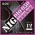 ENCORD VIOLAO NIG N-510 12 cordas   0.10 - Imagem 1