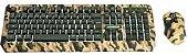 Kit Teclado E Mouse Gamer Multilaser Warrior Kyler USB TC249 - Imagem 3