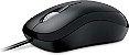 Mouse Microsoft Basic Optical USB Preto P58-00061 - Imagem 1