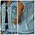 Colete Jeans Maxi - Imagem 6