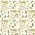 Tecido Teddy Mrs. Teddy 14003 50x150 - Imagem 1