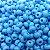 Miçanga Azul Porcelana 50g - Imagem 1