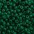 Miçanga Verde Porcelana 50g - Imagem 1