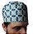 Eketé azul estampado - Imagem 2