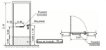 Placa de proteção ou chapa de impacto para porta inox PNE 90 Cm - 1032 - Imagem 4