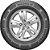 Pneu Continental Aro 14 185r14c 102/100q VanContact AP 8PR - 04513360000 - Imagem 2