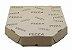 CAIXA DE PIZZA - C:38 X L:38 X A: 0,35 CM - ( C/B) - Imagem 1
