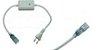 Sequenciador pisca 4 funções para mangueira chata até 20M 10w - Imagem 1