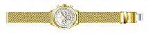 Relógio Masculino invicta Speedway 25225 Dourado Fundo Branco - Imagem 2