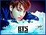 Cortina Kpop BTS Wings Jungkook - Imagem 1