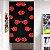 Noren cortina de porta Naruto AkatsukiI - Imagem 3