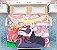 Lençol Casal Anime Miss Koabayashi Personagens - Imagem 1