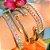 Bracelete Prego Liso Folheado Ouro Amarelo 18k - Imagem 4
