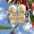 Brinco Ear Jacket Citrino Fusion & Cristal Tanzanita Fecho Pérola Folheado Ouro Amarelo 18k - Imagem 7
