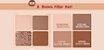 [PERIPERA] Ink Pocket Shadow Palette - 8g - Imagem 5