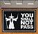 Capacho You Shall Not Pass - Imagem 2