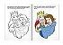Contos de fadas para colorir: Bela Adormecida, A - Imagem 2