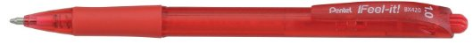 Caneta Pentel BX420 FELL-IT - Imagem 3