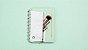 Estojo Para Caderno Inteligente Branco - Imagem 4