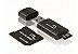 Pen Drive 3x1 Multilaser SD + Cartão De Memória Classe 10 16GB Preto - MC112 - Imagem 1