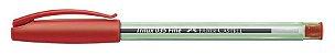 Caneta Esferografica Trilux Ponta Fina 0.8mm Office - Imagem 3