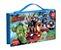 MALETA DE PINTURA (42 itens) Avengers - Imagem 1