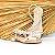 Sandália com Tiras em Trança Metalizada - Imagem 4