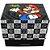 Caneca Nintendo Mário Black 350ml - Imagem 3