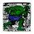 Caneca Cubo Marvel Hulk 300ml - Imagem 4