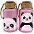 Conjunto c/ 2 Luminárias Pote Panda - Imagem 2