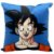 Almofada Fibra Veludo 25x25 Dragon Ball Goku - Imagem 1