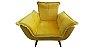 Poltrona Decorativa Topalla 01 lg Cor: Amarelo - Imagem 2