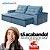 Sofa Retratil e Reclinavel Moscow Prime - 210 CM - MR304010 - Imagem 7