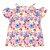 Conjunto blusa florida e short Tamanho 4 - Imagem 3