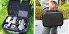 Sjrc f11 pro 4k gps 5g wifi fpv câmera dupla 50x zoom profissional sem escova quadcopter - Imagem 5