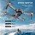 Sjrc f11 pro 4k gps 5g wifi fpv câmera dupla 50x zoom profissional sem escova quadcopter - Imagem 1