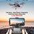 Sjrc f11 pro 4k gps 5g wifi fpv câmera dupla 50x zoom profissional sem escova quadcopter - Imagem 3